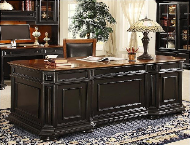 best buy traditional home office furniture sets Florida