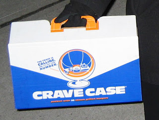 The Crave is Calling.  From a Rotary Dial phone.