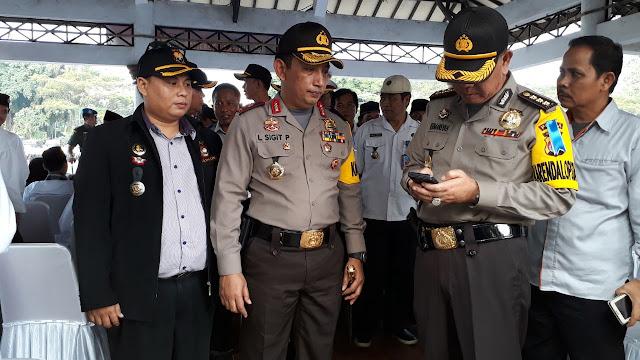 Polda Banten Terjunkan 5093 Personil Gabungan Amankan Mudik Lebaran 2018