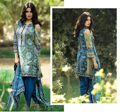 Libas Summer Lawn Dresses Designs For Girls 2017 in Pakistan