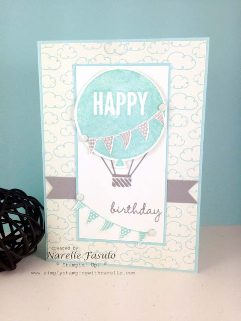 Celebrate Today - Simply Stamping with Narelle - http://www3.stampinup.com/ECWeb/default.aspx?dbwsdemoid=4008228