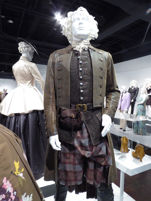 Jamie Fraser Scottish Highlands costume Outlander
