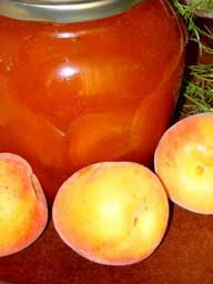варенье, абрикос, консервирование, консервы., банки, фрукты,