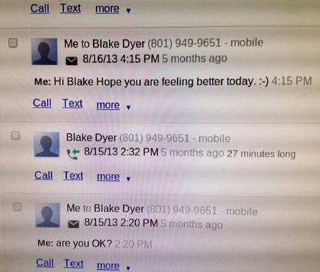 Blake's Number