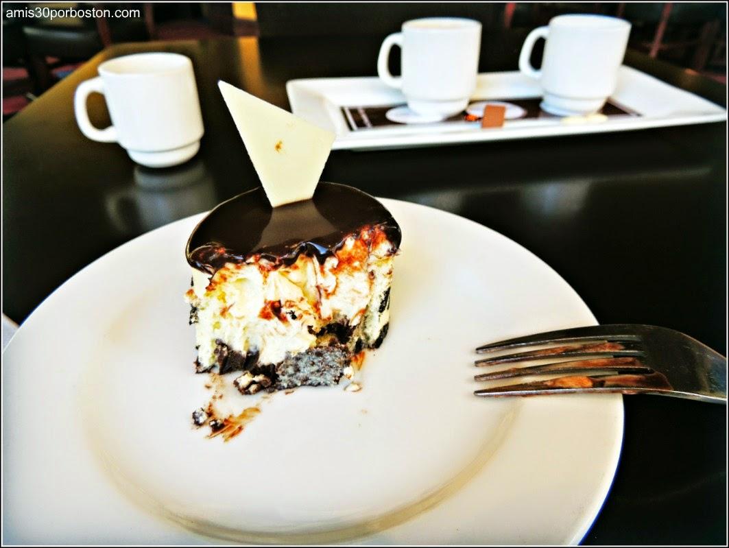Hot Chocolate: Boston Cream