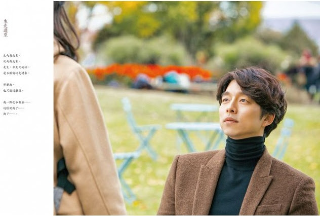 韓劇寫真書 孤單又燦爛的神-鬼怪:Dokebi 寫真散文