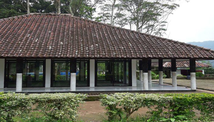 Masjid Ranca Upas Ciwidey Bandung