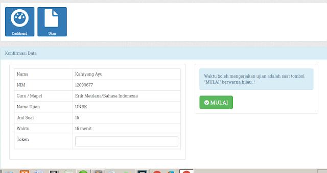 Download Source Code Aplikasi Ujian Online Codeigniter PHP