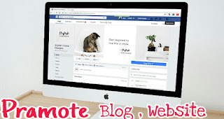 Blog traffic increase use facebook