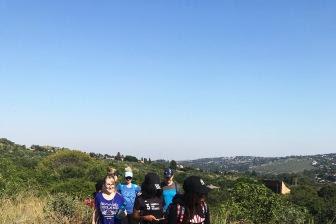 Kloofendal Hiking Trail