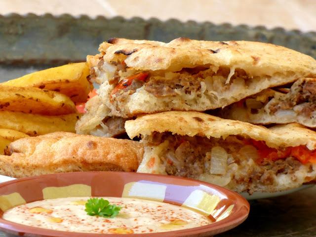 Ägypten Rezept Hawashi Ägyptische Hamburger