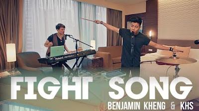Download Lirik FIGHT SONG – Cover by Benjamin Kheng