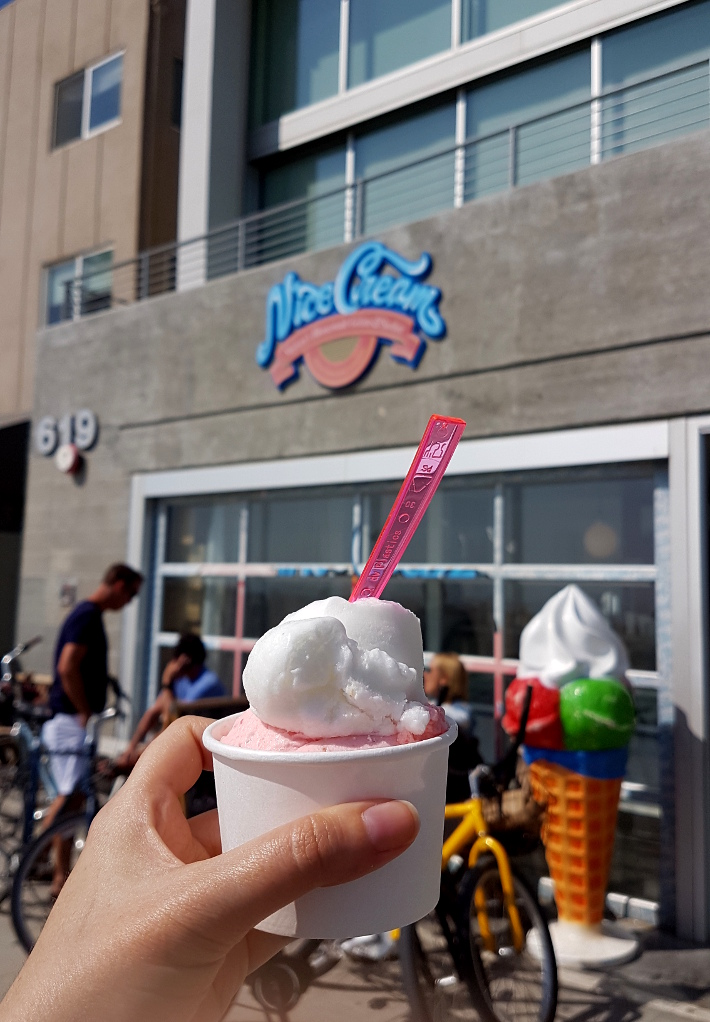 N'ice cream, venice beach