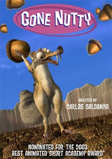 Epoca de gheata: Scrat gone nutty! dublat in romana