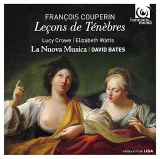 Couperin - Lecons de tenebres - La Nuova Musica - Harmonia Mundi