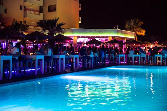 Palm Beach Club, Creta
