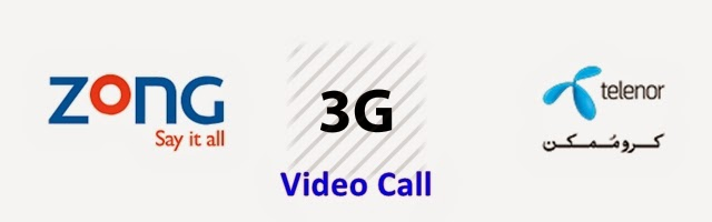 3G Video Call Pakistan