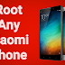How to Root Any Xiaomi Phones with/without PC