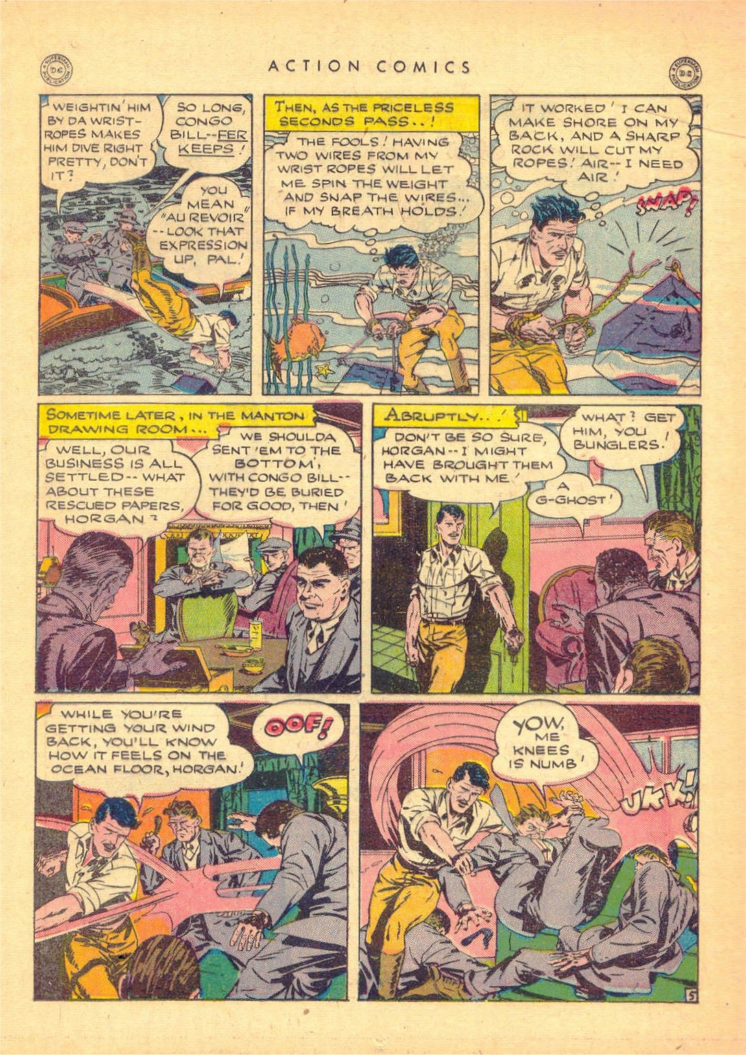 Read online Action Comics (1938) comic -  Issue #80 - 18