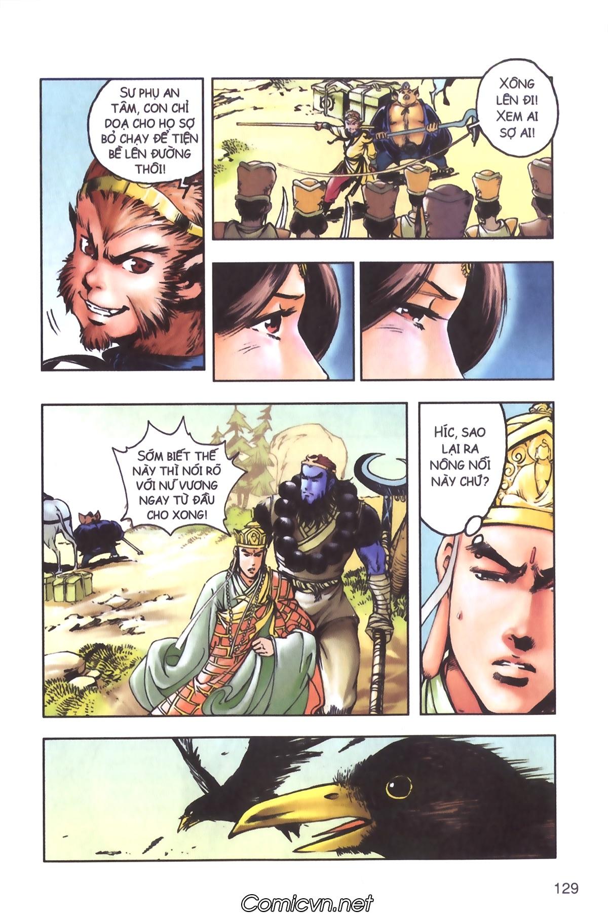 Tây Du Ký màu - Chapter 99 - Pic 11