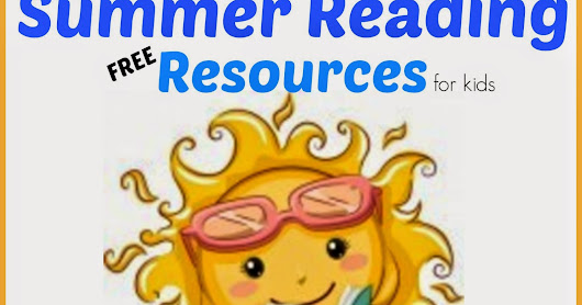 FREE Kids Summer Reading Resources