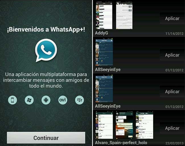 Whatsapp plus download for windows phone