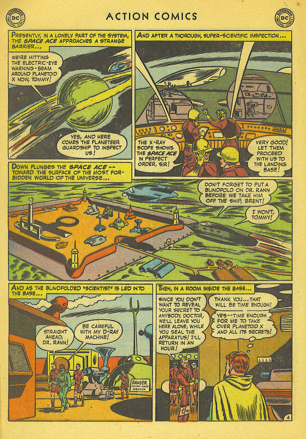 Read online Action Comics (1938) comic -  Issue #158 - 25