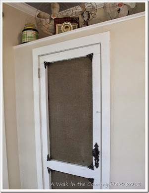 Screen Door to Closet Door