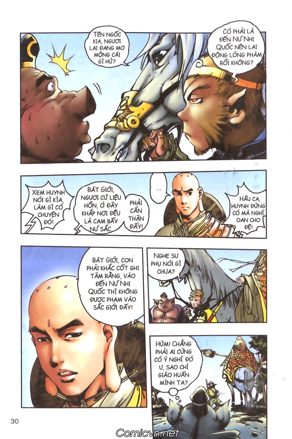 Tây Du Ký màu - Chapter 96 - Pic 28
