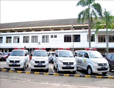 Gubernur Lampung Gratiskan Penggunaan Mobil Jenazah Untuk Pasien Kelas 3 di RSUD Abdul Moeloek
