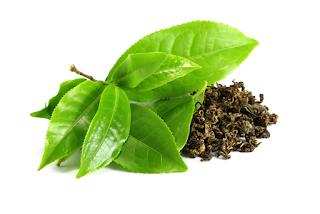 ديتوكس بالشاي الأخضر