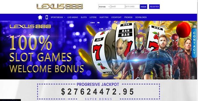 lexus888 Situs judi online