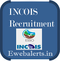INCOIS Recruitment