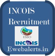 INCOIS Recruitment