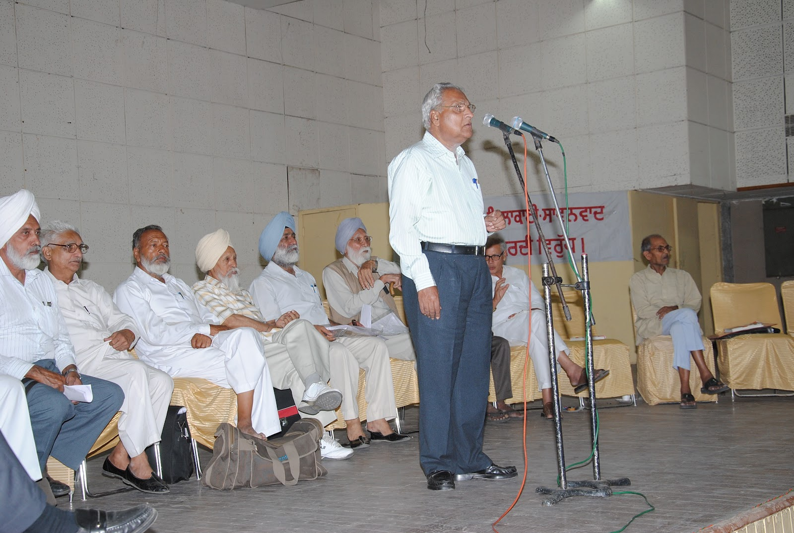 Convention Against Price Rise Corruption And Unemployment