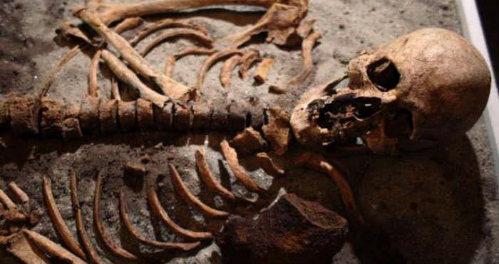 Kerangka yang Diduga Vampir Berhasil Ditemukan di Bulgaria