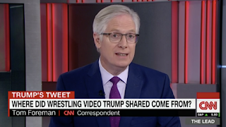 How CNN found the Reddit user behind the Trump wrestling GIF
