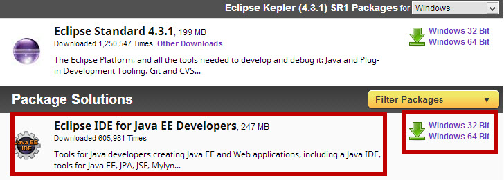 Install JAVA and Eclipse on Your Windows OS, A Step by Step Guide