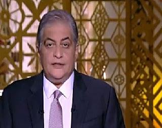 برنامج مساء dmc مع أسامة كمال  حلقة الجمعة 11-8-2017 حادثة قطاري الاسكندرية