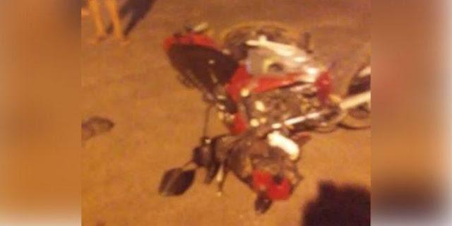 Homem morre em grave acidente entre carro e moto em Picos
