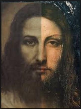 Top 25 Boas Razões para Você não Acreditar em Jesus Cristo! Leonardo%2Bda%2Bvince%2Be%2BJesus%252C%2B01