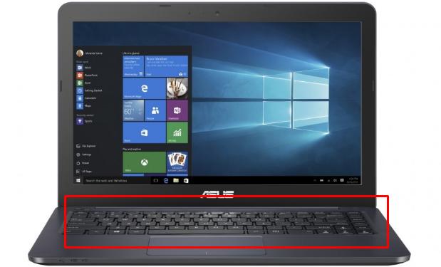 memperbaiki keyboards laptop asus yang tidak berfungsi error dan terkunci