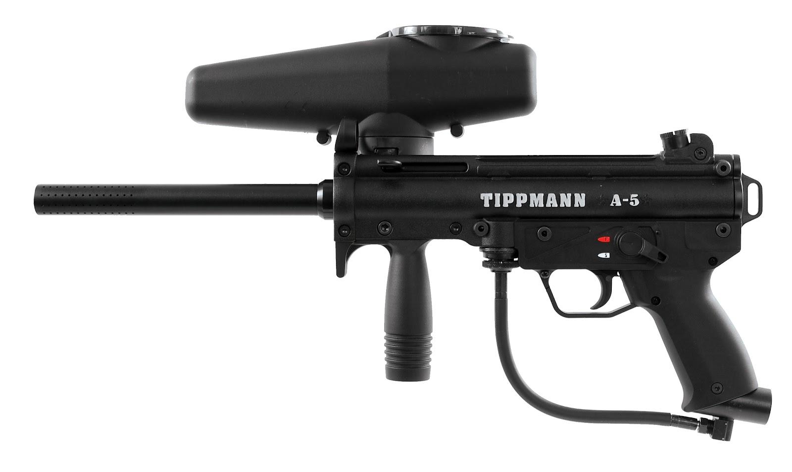 paintball gun - photo #9
