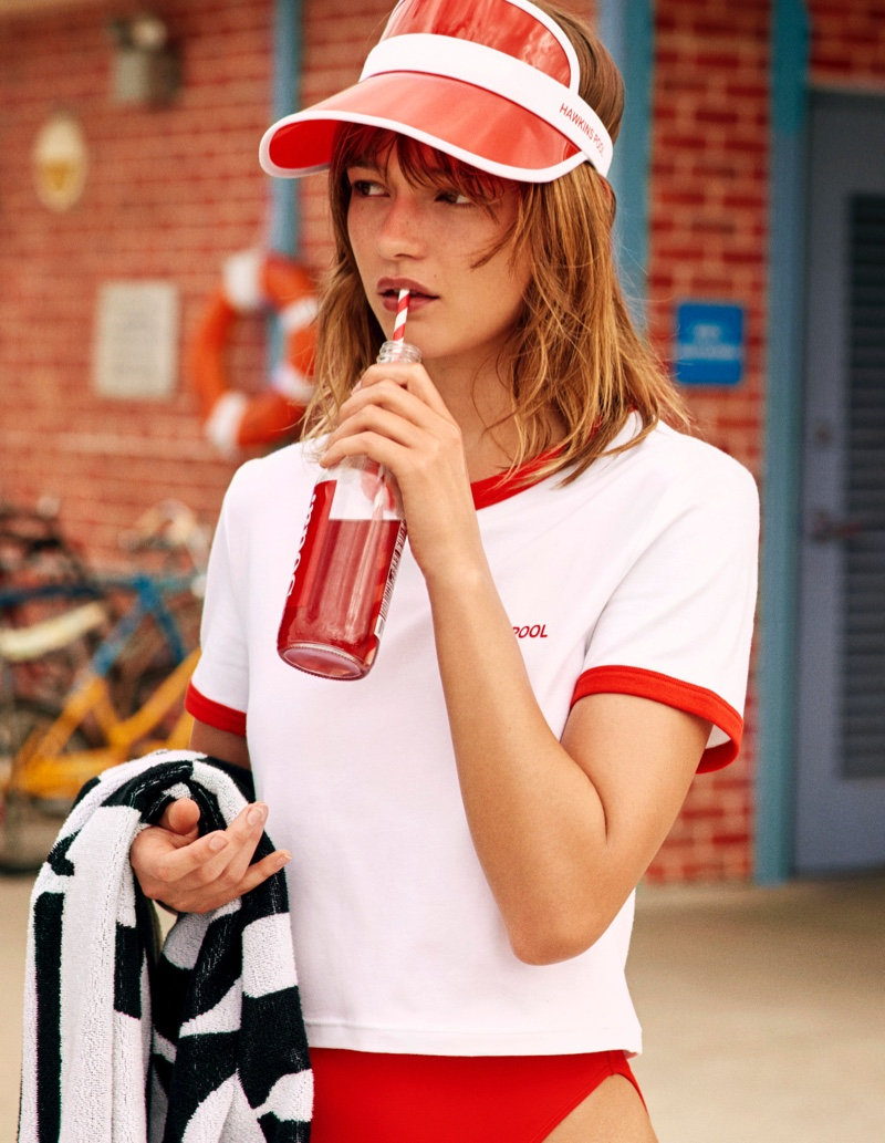 H&M x Stranger Things Summer 2019 Campaign