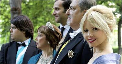 El príncipe y la corista en el Teatro Alcázar
