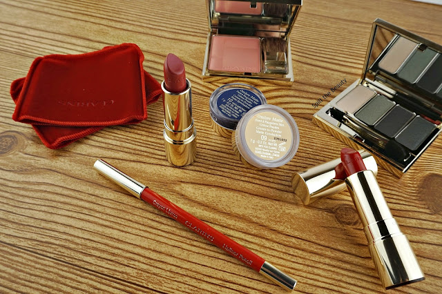 clarins fall 2017 review swatches