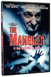 Stephen King DVD, Stephen King Movie, The Mangler