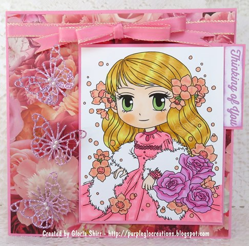 Featured Card Simply Papercrafts Challenge