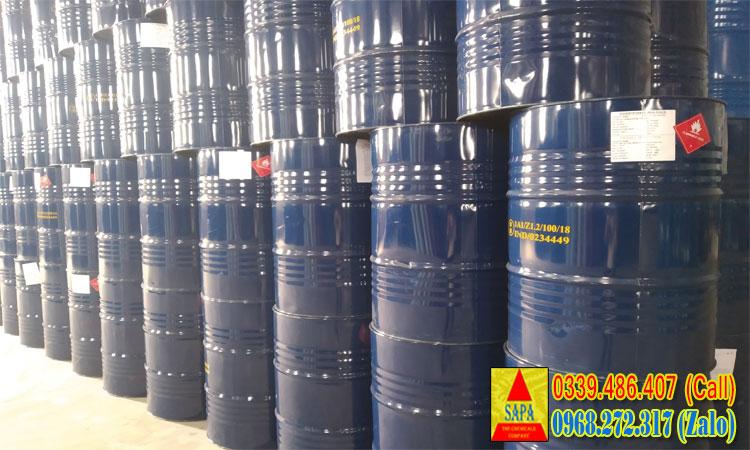 Ethyl Glycol - Ethyl Cellosolve ECS ngành sơn và nhựa