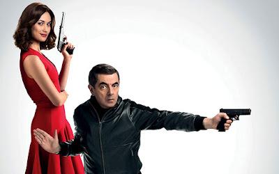 Johnny English Strikes Again Rowan Atkinson Olga Kurylenko Image 2